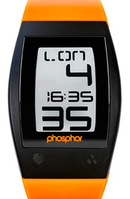 Часы Phosphor World Time Sport Orange (WP003)