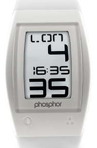 Часы Phosphor World Time Sport White (WP002)