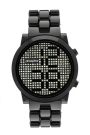 Наручные часы Appear с черными кристаллами Сваровски. MD008L