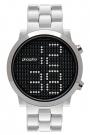 Наручные часы Appear с серебряными кристаллами Сваровски. MD013G