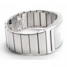 Наручные часы Phosphor World Time E-ink на электронных чернилах, металлический браслет. WC04