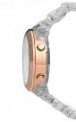 Наручные часы Appear с янтарными кристаллами, прозрачные. MD010L