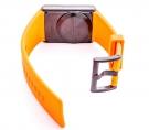 Часы Phosphor Touch Time, оранжевые. TT001